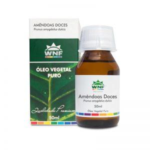 Óleo Vegetal Amêndoas Doce 50ml 7647
